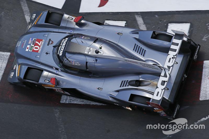 #70 Mazda Motorsports Mazda DPi: Джоэль Миллер, Том Лонг