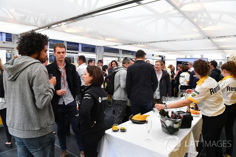 Renault evento del 40 aniversario