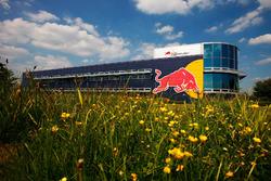 Fabriek Red Bull Racing