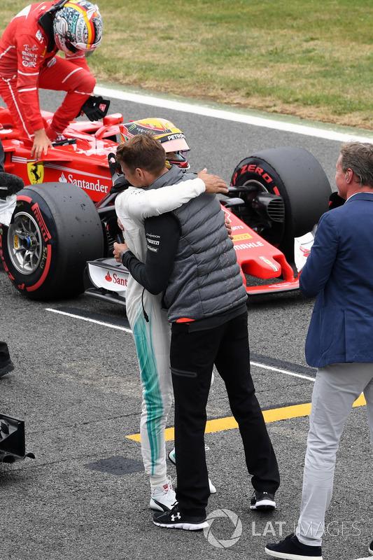 Льюіс Хемілтон, Mercedes AMG F1, Дженсон Баттон, McLaren