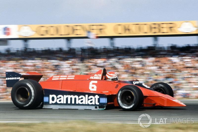 No entanto, apesar de algum sucesso, antes do fim de 1979, a Brabham retornou ao motor Ford Cosworth, que lhe rendeu o título com Nelson Piquet em 1981.