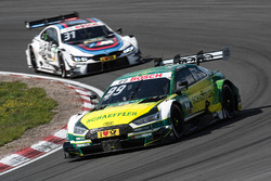 Mike Rockenfeller, Audi Sport Team Phoenix, Audi RS 5 DTM, Tom Blomqvist, BMW Team RBM, BMW M4 DTM