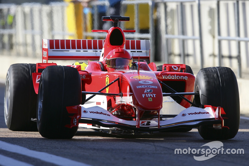 Valentino Rossi and Ferrari in F1: What might have been?