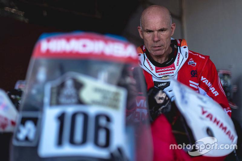 #106 Himoinsa Racing Team KTM: Antonio Ramos
