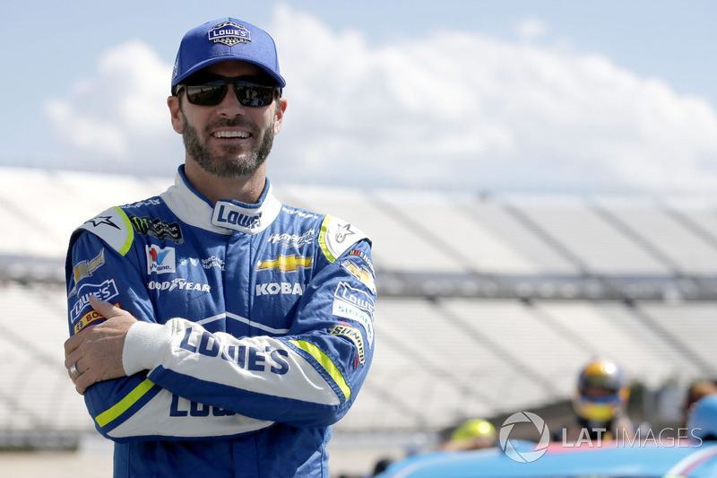 #4: Jimmie Johnson (NASCAR)