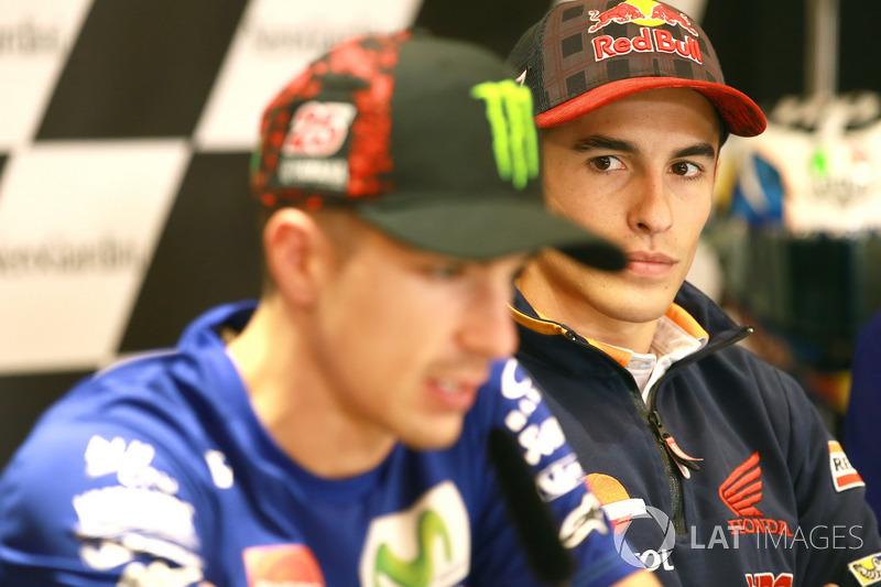 Маверік Віньялес, Yamaha Factory Racing, Марк Маркес, Repsol Honda Team