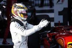 Обладатель второго места Льюис Хэмилтон, Mercedes AMG F1