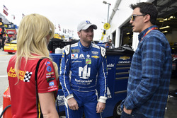 Dale Earnhardt Jr., Hendrick Motorsports Chevrolet, Courtney Force, Graham Rahal