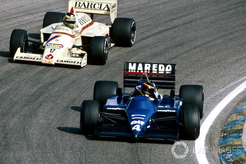 1985: Stefan Bellof, Tyrrell 014