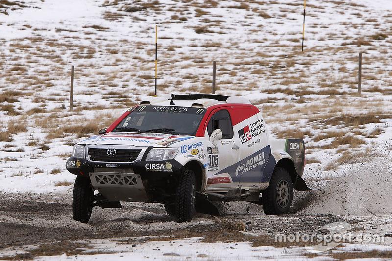 АВТО - №305 Хоан Нані Рома (Toyota, Іспанія)
