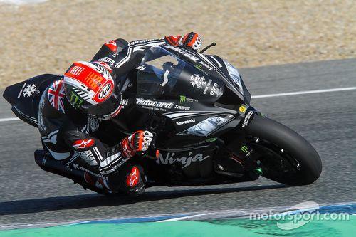 Testes de novembro - Jerez