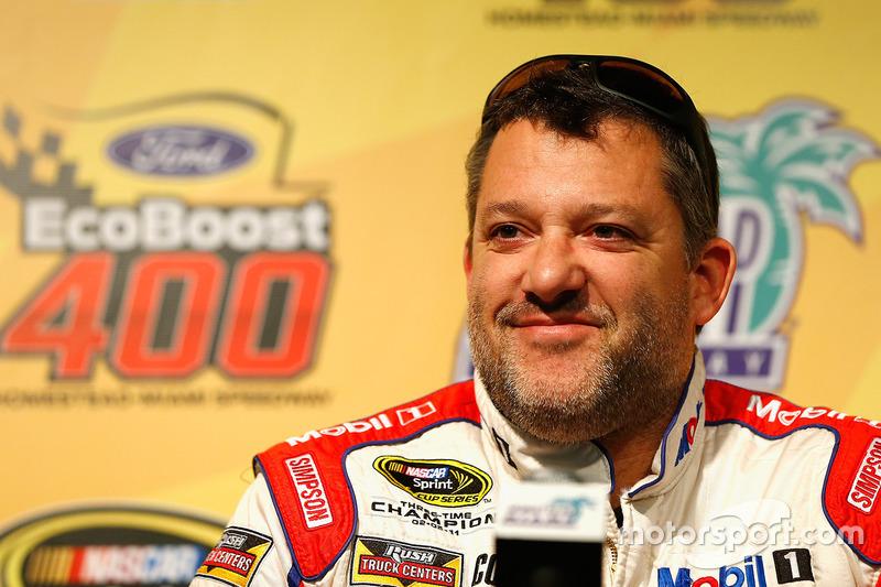 Homestead 2016: Pressekonferenz vor letztem NASCAR-Rennen