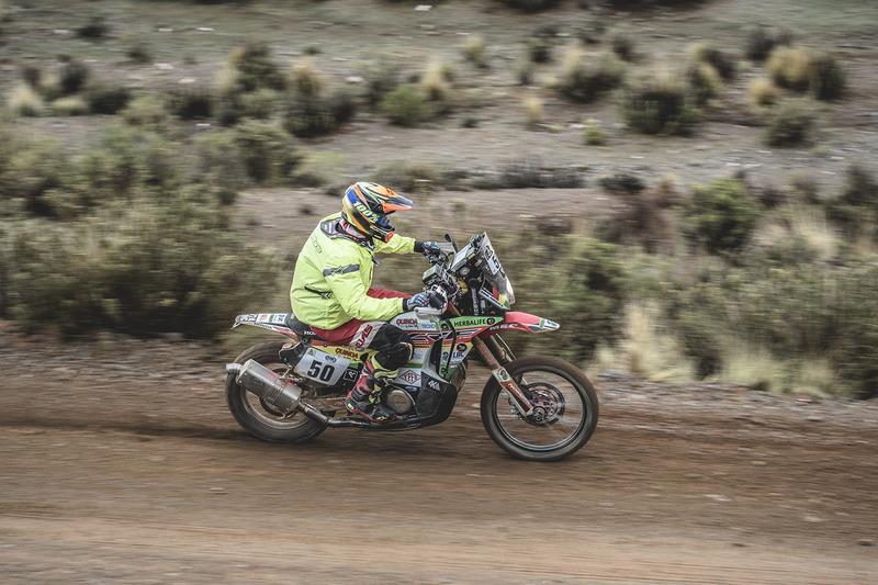 #50 Honda: Daniel Nosiglia