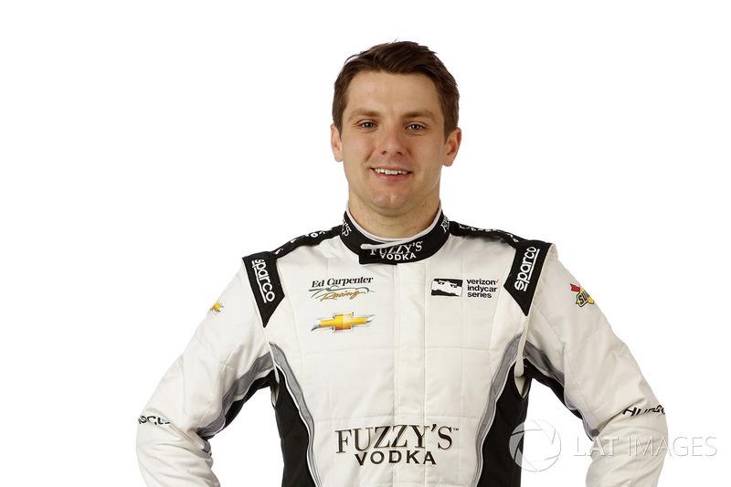 #20: Jordan King, Ed Carpenter Racing, Chevrolet