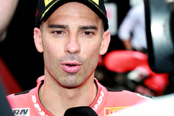 Race winner Marco Melandri, Aruba.it Racing-Ducati SBK Team