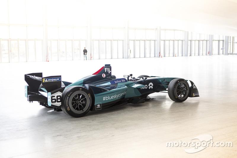NIO Formula E Team