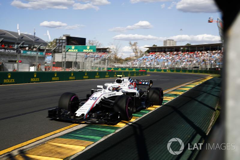 Формула 1, Гран При Австралии