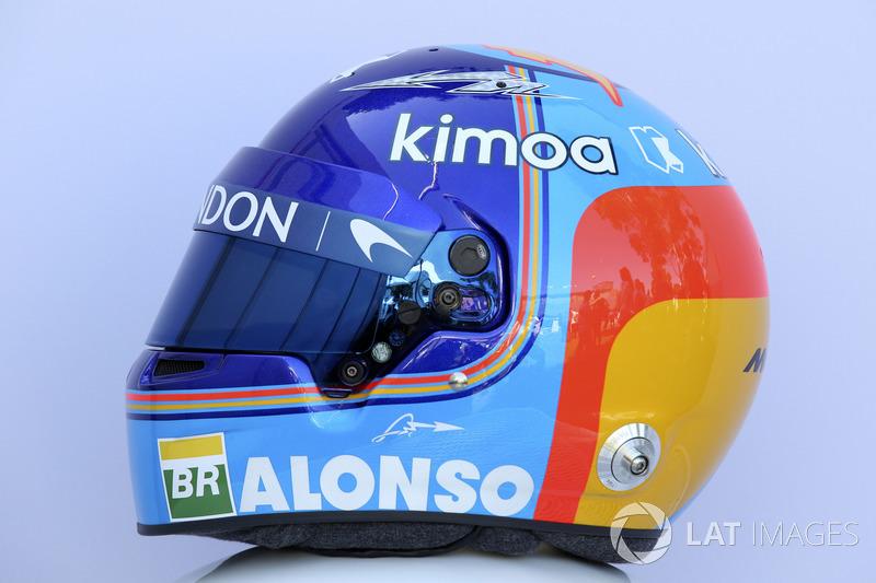 #14: Fernando Alonso, McLaren