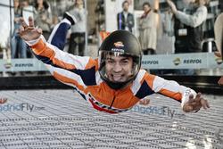 Dani Pedrosa beim Repsol-Event Fly Madrid