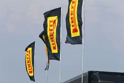 Pirelli vlaggen