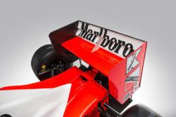 1993 McLaren-Cosworth Ford MP4/8A of Ayrton Senna