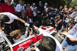 Jenson Button, Honda RA301