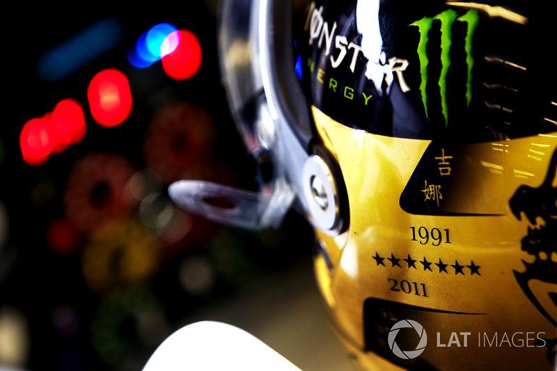 Kask, Michael Schumacher, Mercedes GP