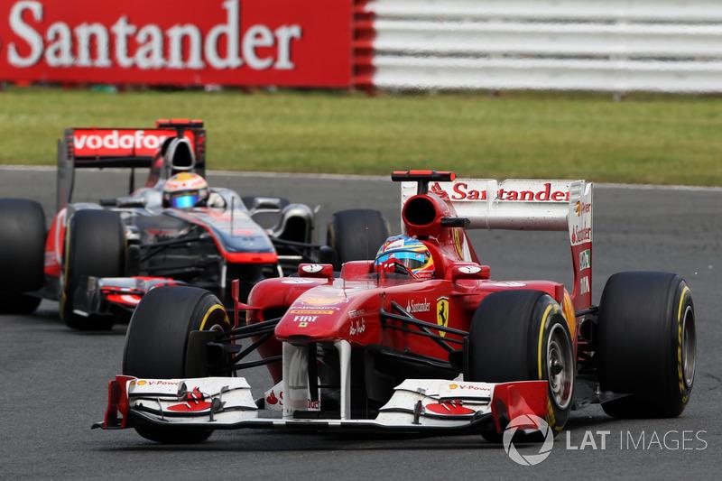 2011. Гран Прі Великої Британії
