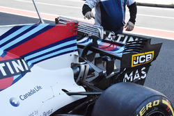 Williams FW40 rear