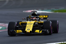 Carlos Sainz Jr., Renault Sport F1 Team RS18