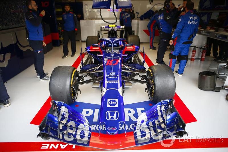 13. П'єр Гаслі, Toro Rosso — 28