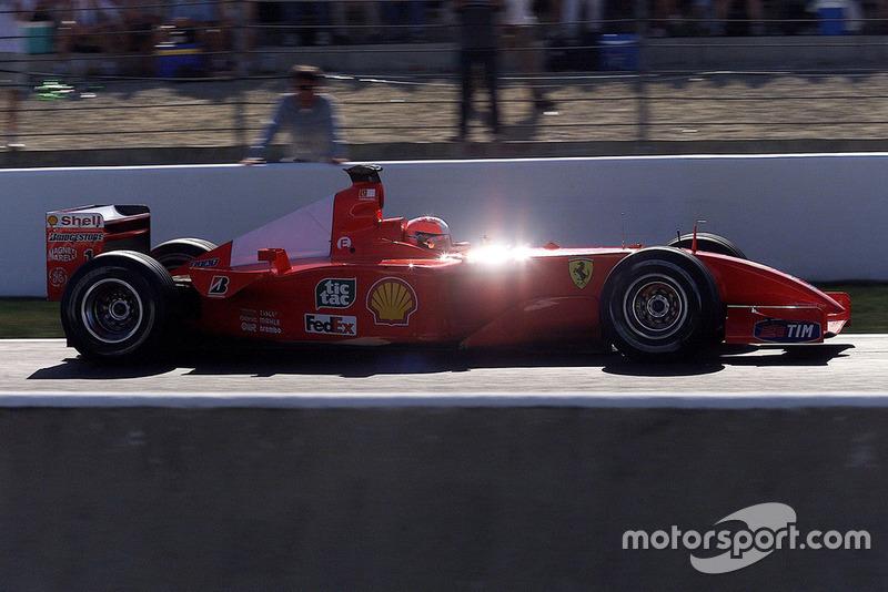 2001 Franse Grand Prix