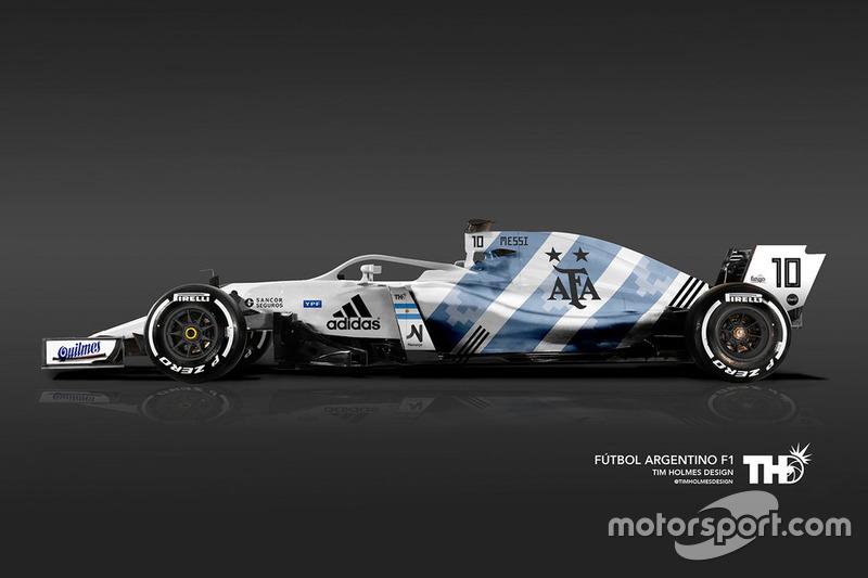 F1 Team Argentina