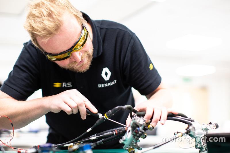 Співробітник Renault F1