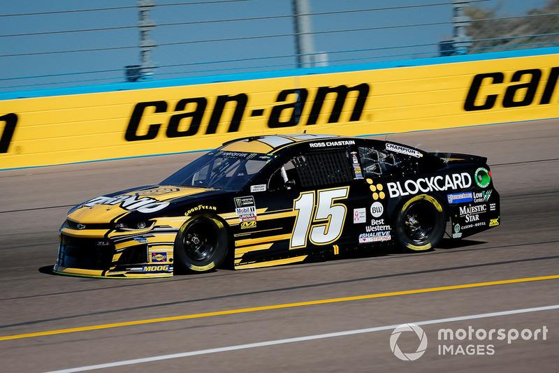 33. Ross Chastain, Premium Motorsports, Chevrolet Camaro Ternio