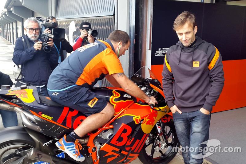 Johann Zarco (Red Bull KTM Factory Racing)