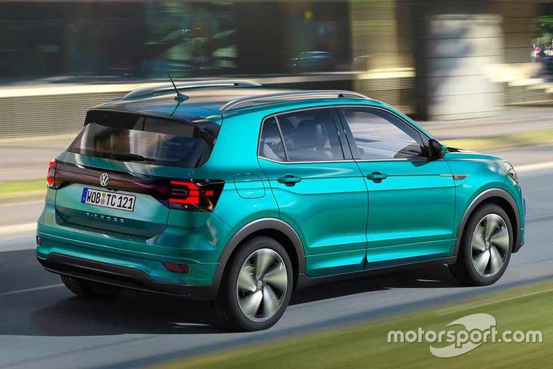 Volkswagen T-Cross 2019 року