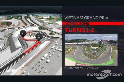 Vietnamese GP aankondiging