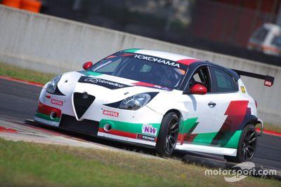 Test Romeo Ferraris a Cervesina