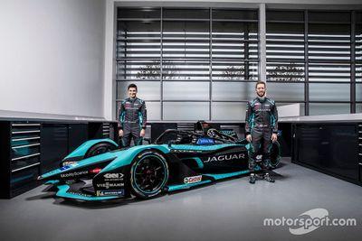 Presentación Jaguar Racing