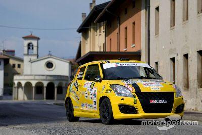 Suzuki Rally Cup: Friuli Venezia Giulia