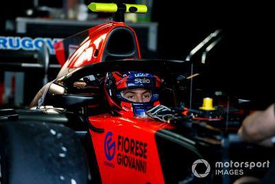 Testy Formuły 2 - Bahrajn