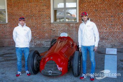 Präsentation: Alfa Romeo C38