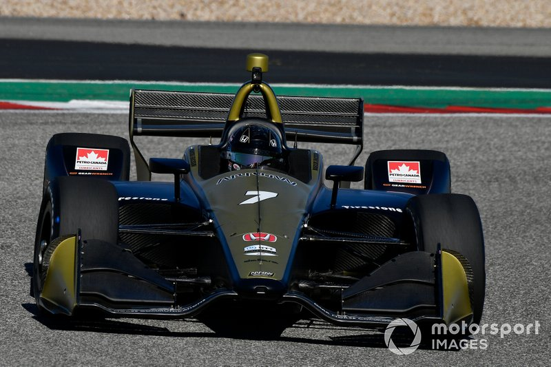 #7: Marcus Ericsson, Schmidt Peterson Motorsports, Honda