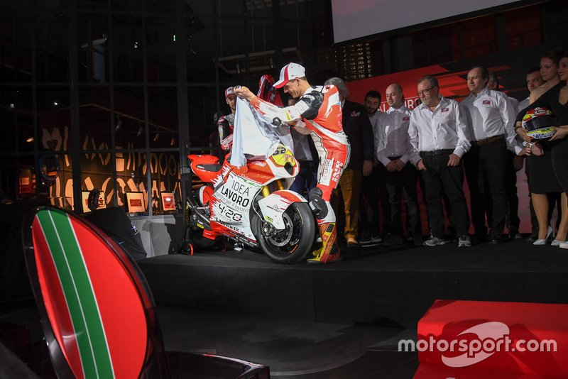 Peluncuran MV Agusta Forward Racing