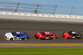B.J. McLeod, Petty Ware Racing, Chevrolet Camaro JACOB COMPANIES, Cody Ware, Rick Ware Racing, Chevrolet Camaro Winn Dixie