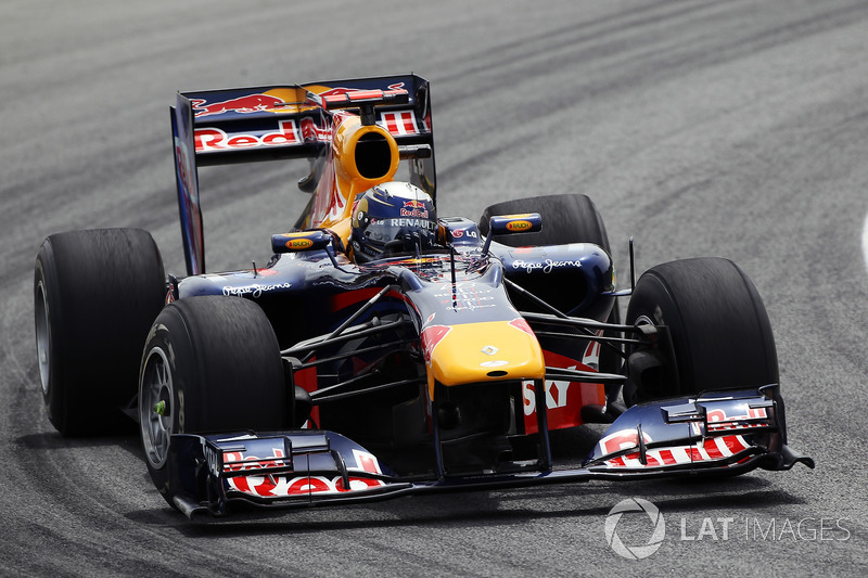 El Red Bull RB6 de 2010: 'Luscious Liz' (Deliciosa Liz)