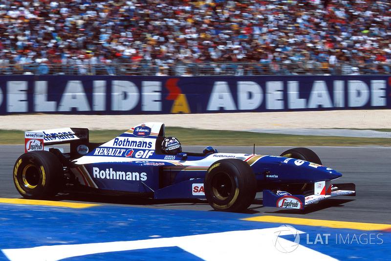 1995 : Williams-Renault FW17B
