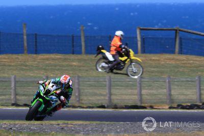 Test Phillip Island februari