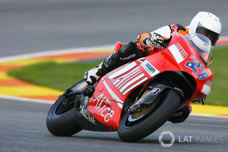 Міхаель Шумахер, Ducati Team